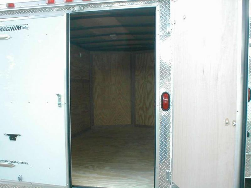 Continental Cargo VHW712TA2 Enclosed Trailer