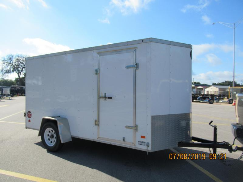 2016 Wells Cargo FT6121 Enclosed Cargo Trailer