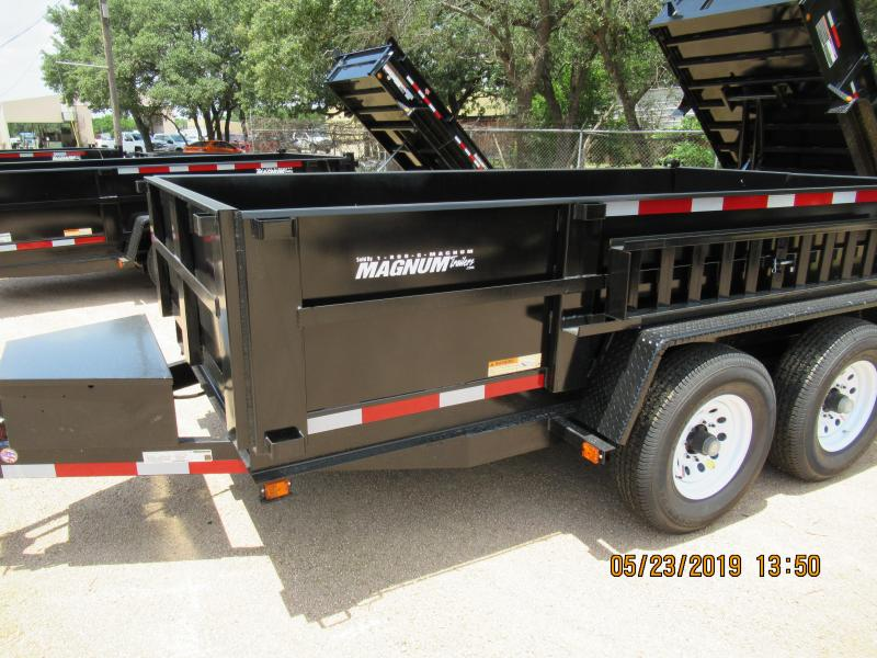 2019 Carry-On 6x12 12K Dump Trailer