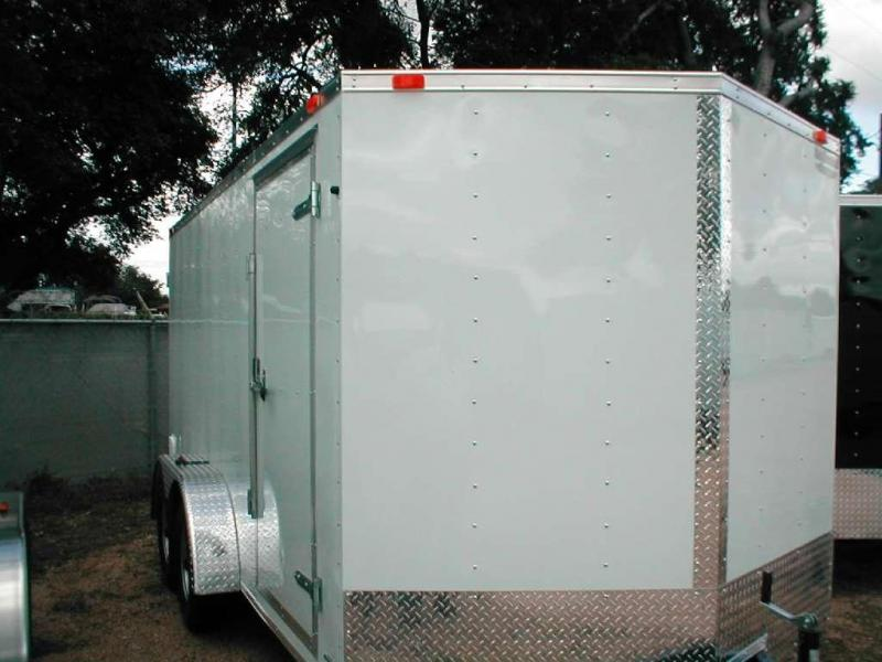 Continental Cargo VHW714TA2 Enclosed Trailer