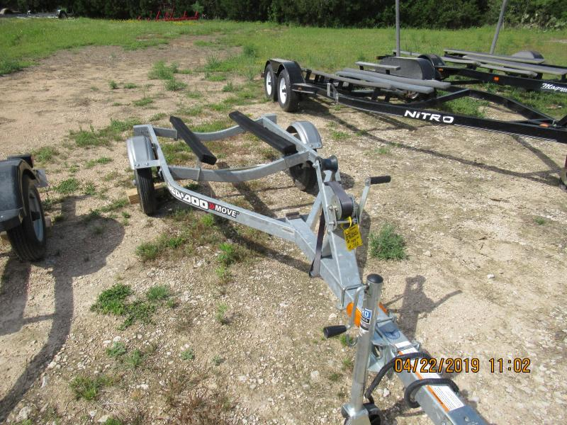 2013 Sea-Doo/BRP SWC Boat Trailer