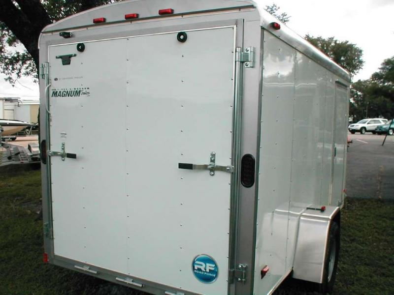 Wells Cargo RF6X121-R Enclosed Trailer