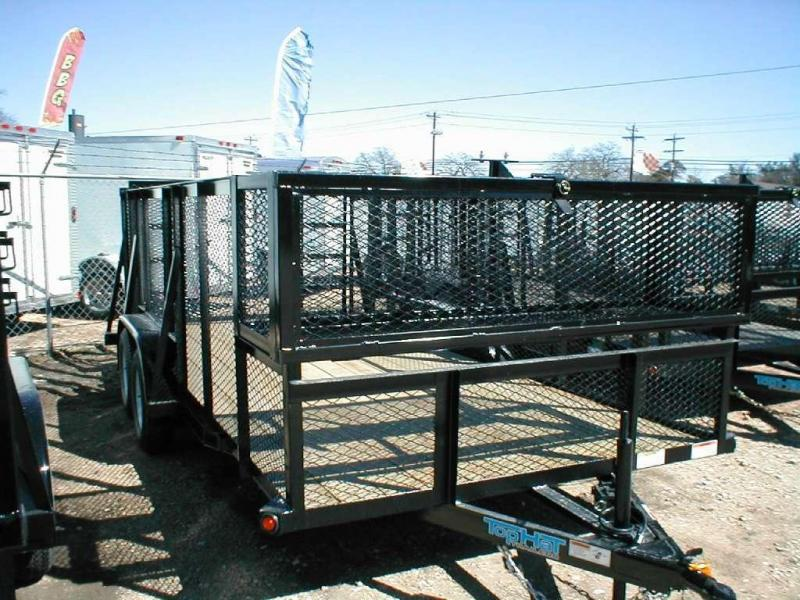 Top Hat Trailers 16LS Utility Trailer