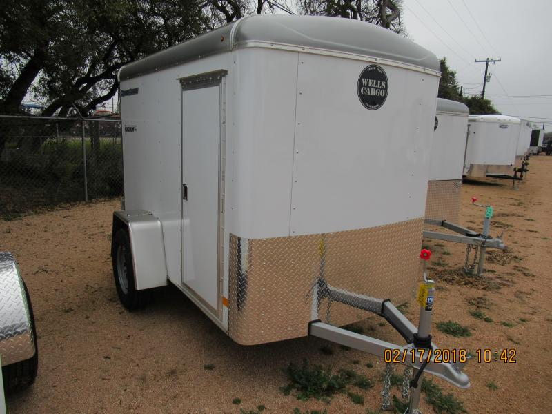 Wells Cargo RF5X81 Enclosed Trailer