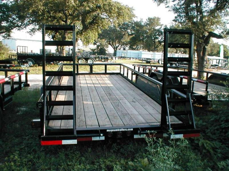 Top Hat Trailers 20LH10K Utility Trailer