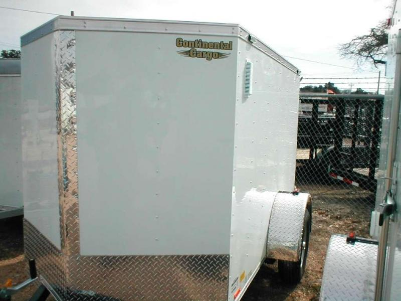 Continental Cargo VHW58SA Cargo / Enclosed Trailer