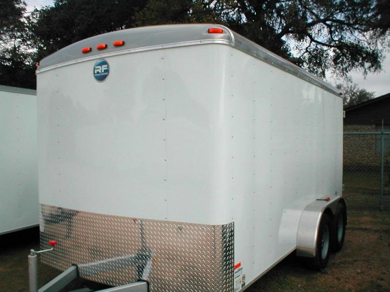 Wells Cargo RF7X142 Cargo / Enclosed Trailer
