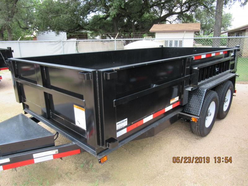 2019 Carry-On 7x14 14K Dump Trailer