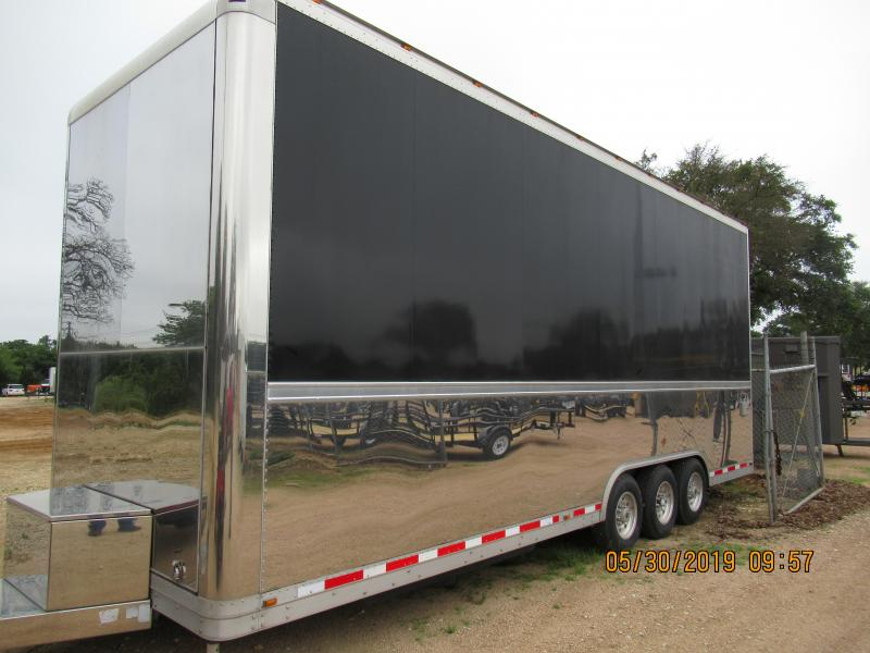 2006 Gold Rush Custom Trailers Stacker Car / Racing Trailer