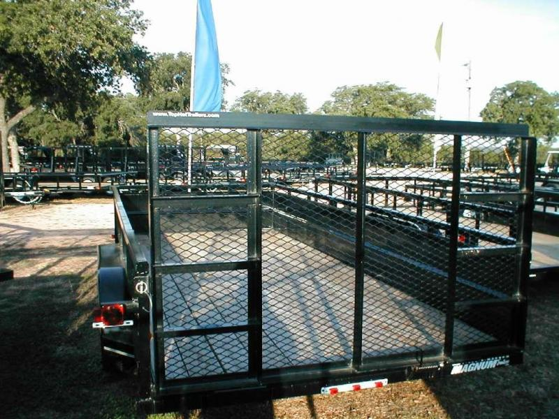 Top Hat Trailers 16RA Utility Trailer