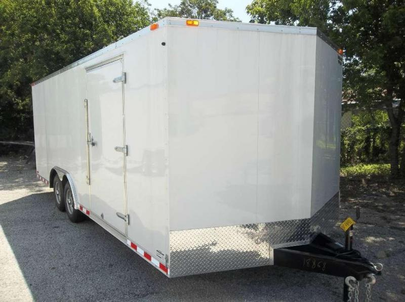 Continental Cargo VHW8524TA3-R Enclosed Trailer