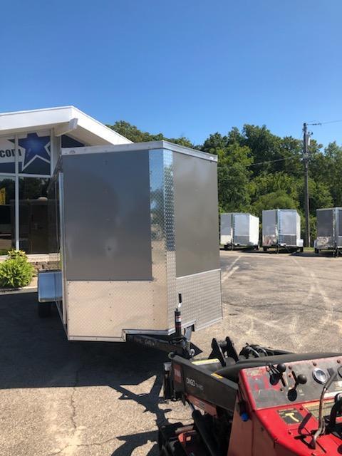 2020 Quality Cargo 6x14SA Enclosed Cargo Trailer