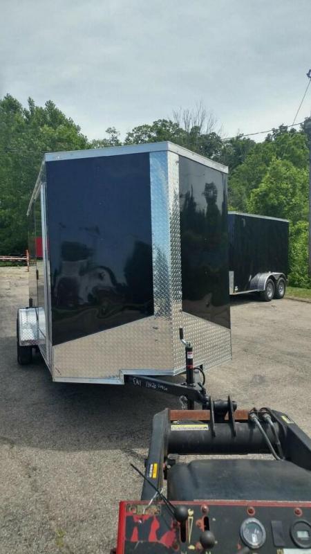 2019 Quality Cargo 6x12SA Enclosed Cargo Trailer in Ashburn, VA