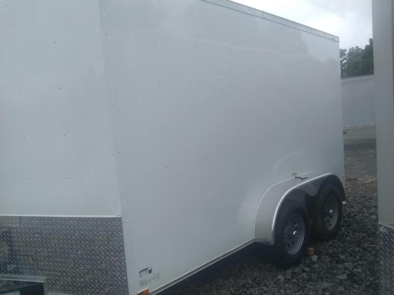 2019 Quality Cargo 7x12TA Enclosed Cargo Trailer in Ashburn, VA