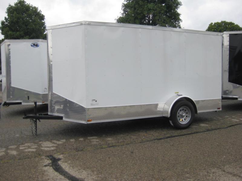 2018 Quality Cargo 6X12SA Enclosed Cargo Trailer