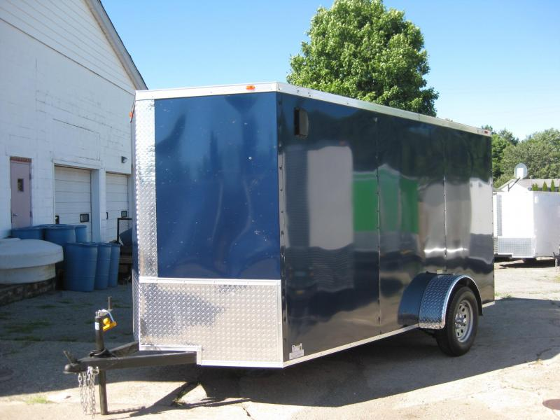 2018 Eagle Trailer 6x12SA Enclosed Cargo Trailer