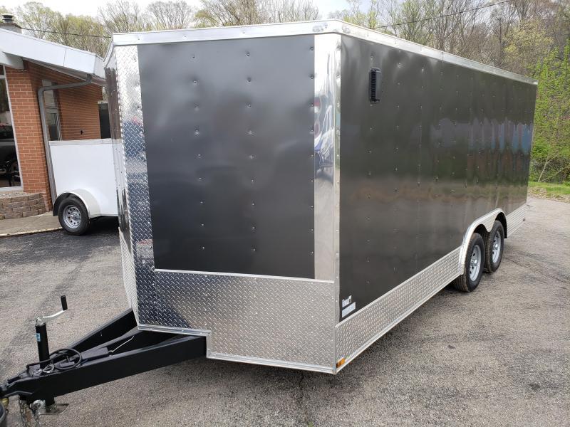 2019 Quality Cargo 8.5x18TA Enclosed Cargo Trailer