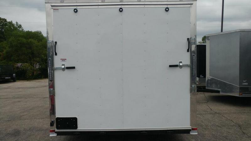 2019 Quality Cargo 8.5x28 TA3 Car / Racing Trailer