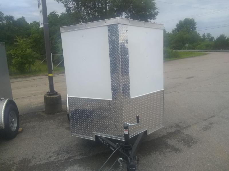 2019 Quality Cargo 5x8Sa Enclosed Cargo Trailer