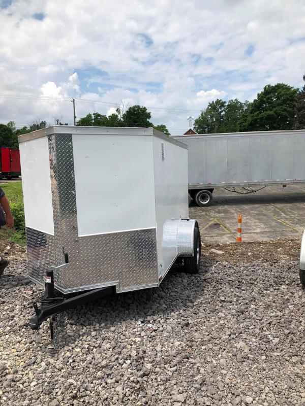 2019 Quality Cargo 5x8sa Enclosed Cargo Trailer in Ashburn, VA