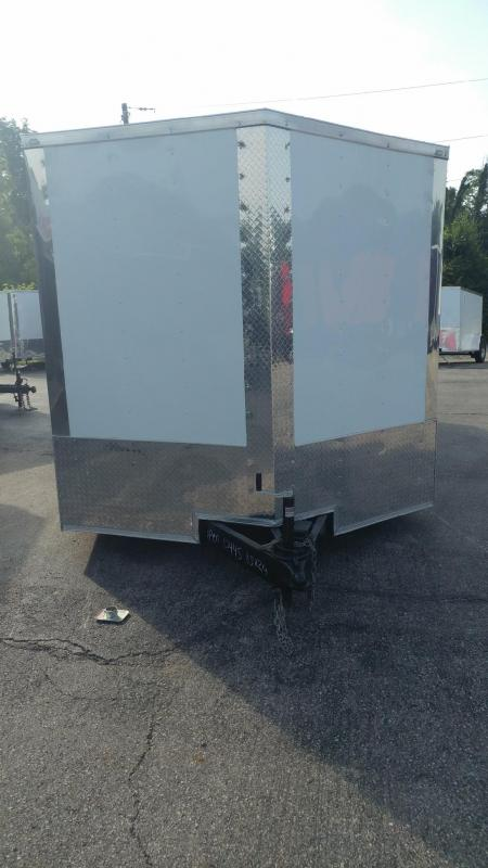 2019 Quality Cargo 8.5x28TA3 Car / Racing Trailer