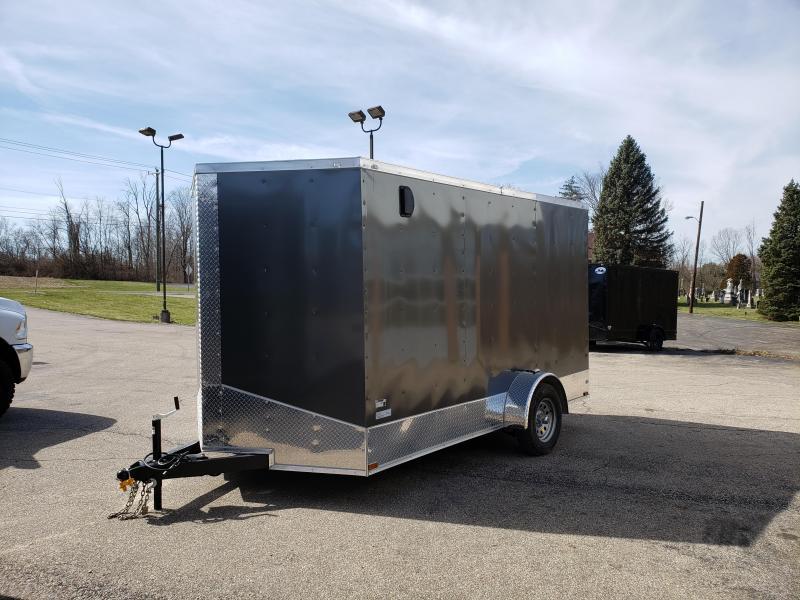 2019 Quality Cargo 7x12 SA Enclosed Cargo Trailer