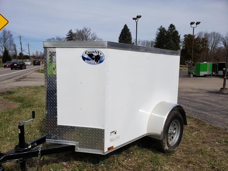 2019 Quality Cargo 4x6SA Enclosed Cargo Trailer in Ashburn, VA
