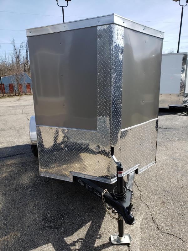 2019 Quality Cargo 5x8 SA Enclosed Cargo Trailer