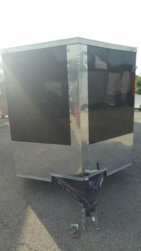 2019 Quality Cargo 7x12TA Enclosed Cargo Trailer