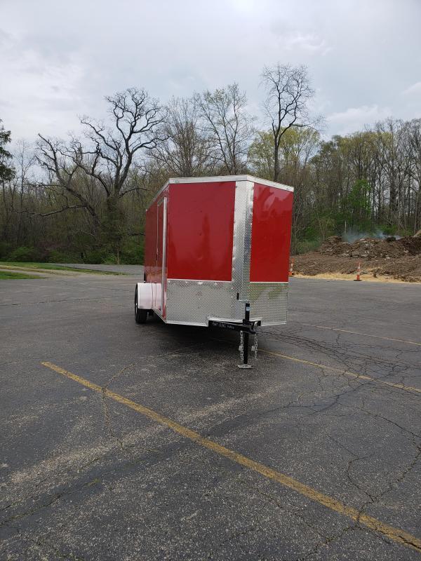 2019 Quality Cargo 6x12 SA Enclosed Cargo Trailer in Ashburn, VA