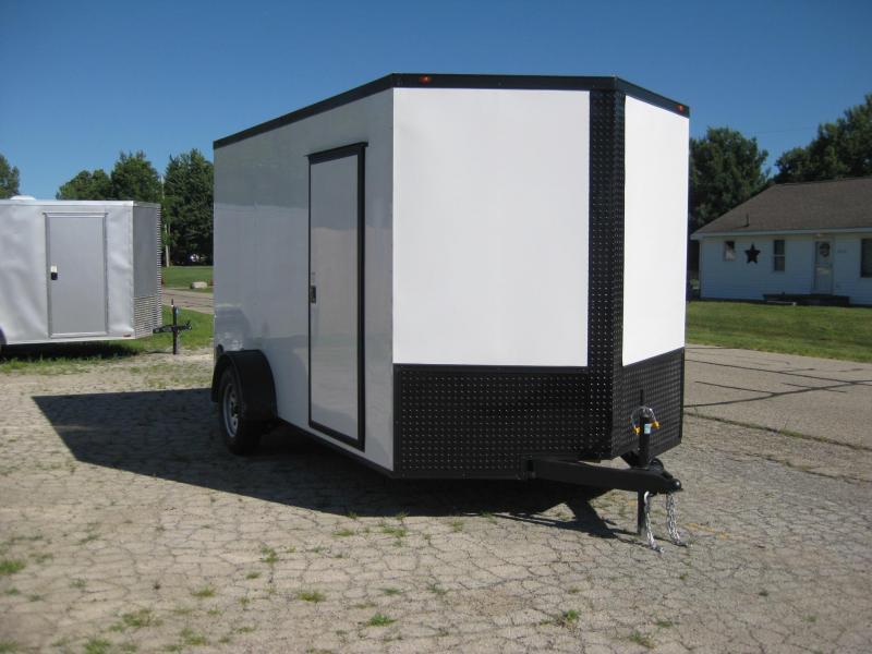 2018 Eagle Trailer 7x12SA Enclosed Cargo Trailer