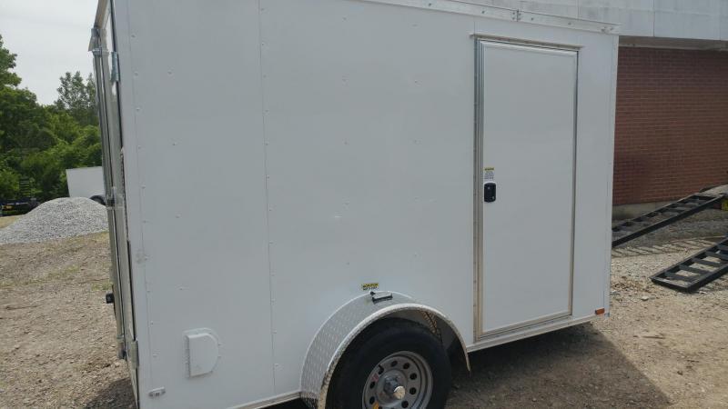 2019 Quality Cargo 6x10 Enclosed Cargo Trailer in Ashburn, VA