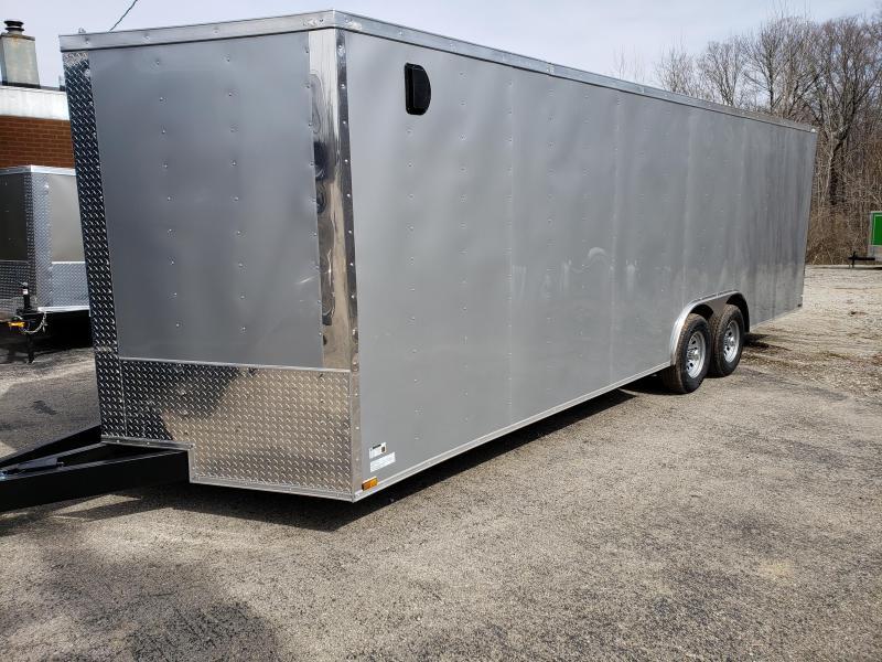 2019 Quality Cargo 8.5x24TA Car / Racing Trailer