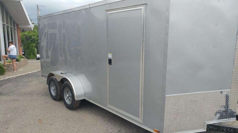 2019 Quality Cargo 7x16TA Enclosed Cargo Trailer