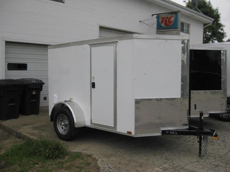 2018 Quality Cargo 5X8SA Enclosed Cargo Trailer