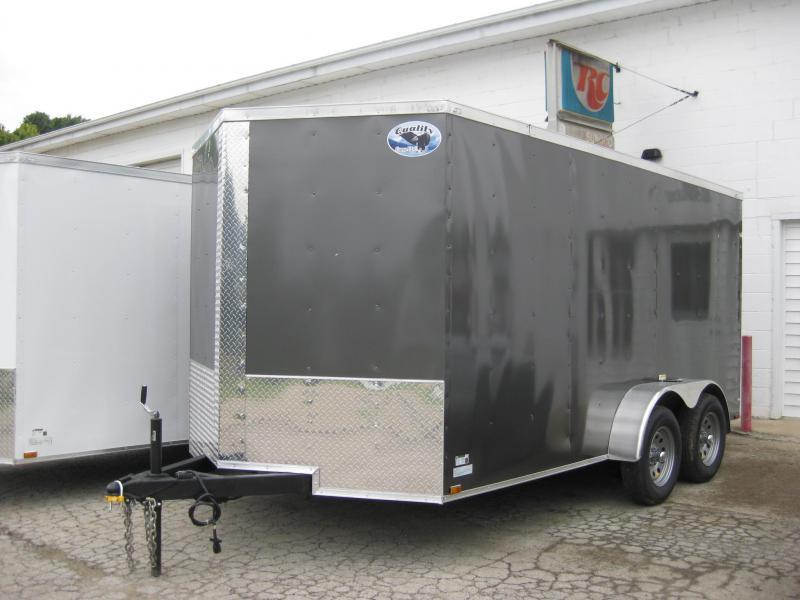 2018 Quality Cargo 7x14TA Enclosed Cargo Trailer