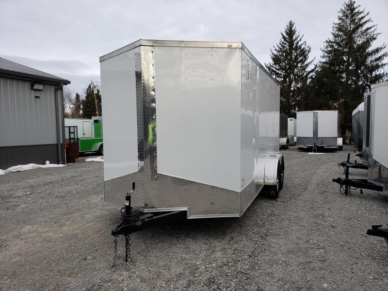 2019 Quality Cargo 7x16-TA Enclosed Cargo Trailer