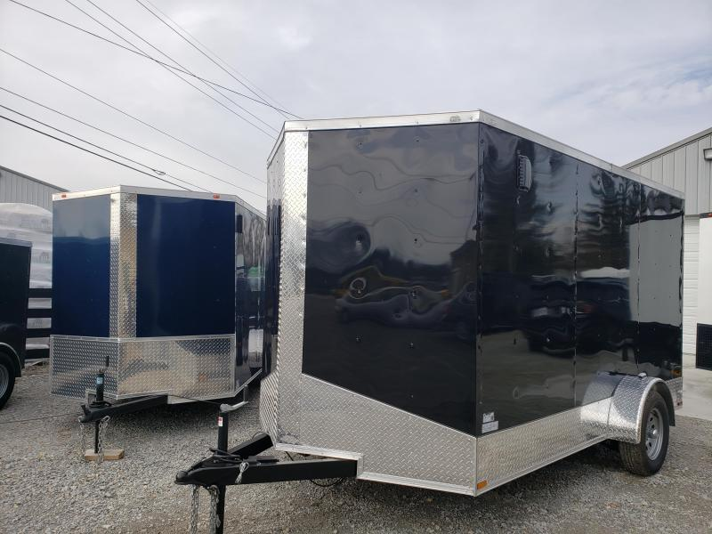 2019 Quality Cargo 7x12SA Enclosed Cargo Trailer in Ashburn, VA