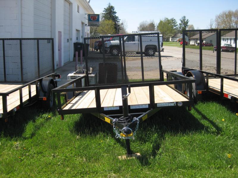 2018 Reiser Trailers L7710SA Equipment Trailer in Ashburn, VA