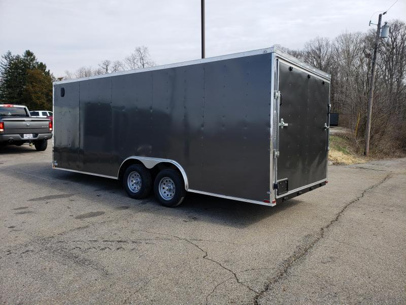 2019 Quality Cargo 8.5x20TA Car / Racing Trailer