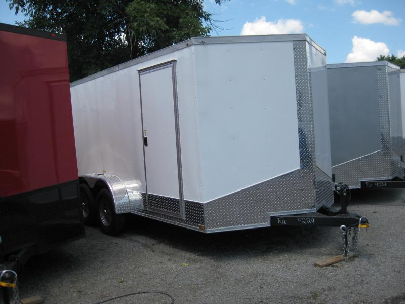 2018 Quality Cargo 7X14TA Enclosed Cargo Trailer