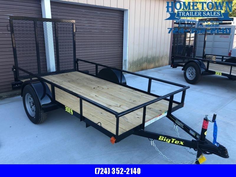 2019 Big Tex 30ES-10 (5' x 10') Economy Single Axle Utility Trailer in Ashburn, VA