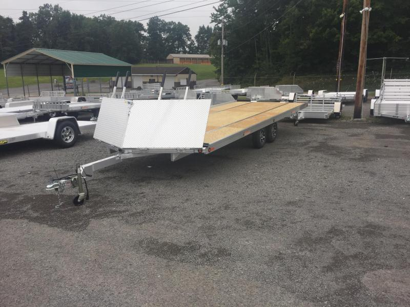 2017 Bear Track Products BTS99264S Snowmobile Trailer