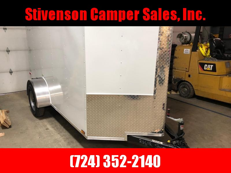 2019 Cynergy Cargo Basic CCL510SA Enclosed Cargo Trailer