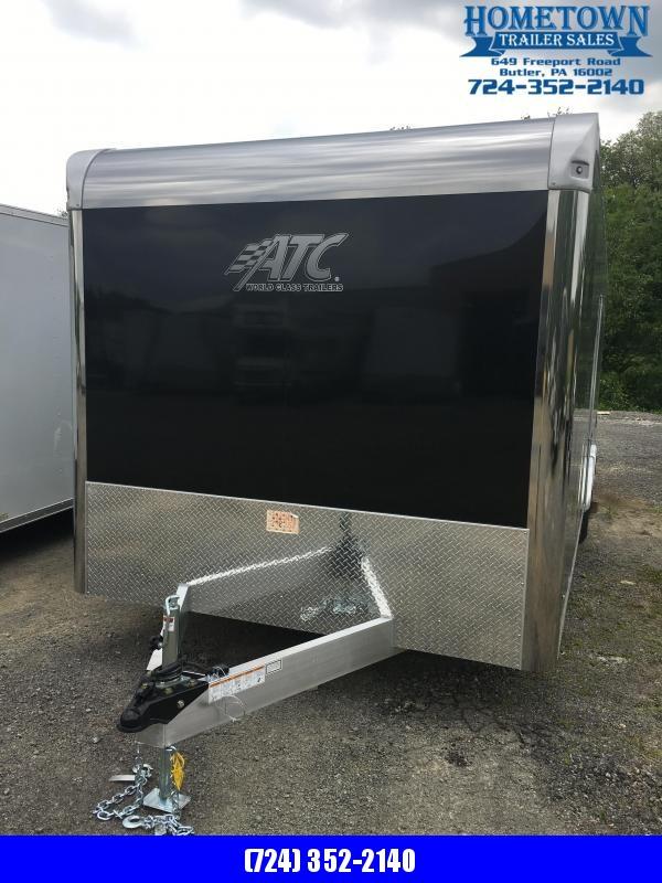 2020 ATC 8.5 x 24 Car / Racing Trailer in Ashburn, VA