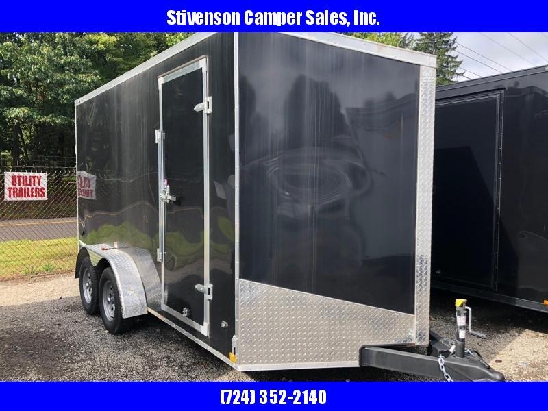 2019 Stealth (7' x 14') Tandem Axle Enclosed Cargo Trailer w/ ramp