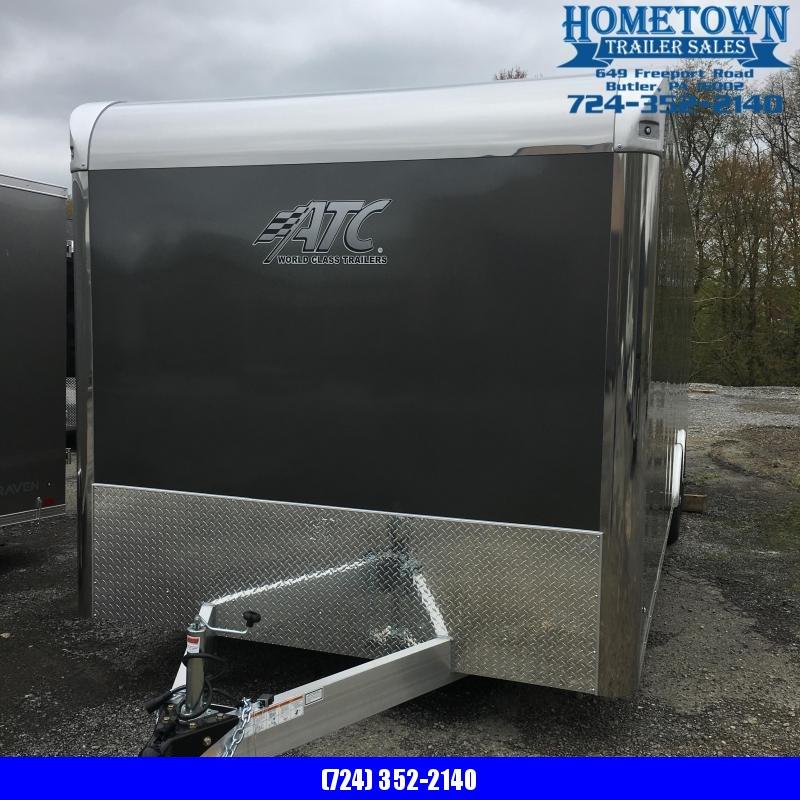 2020 ATC 8.5 x 24  Enclosed Cargo Trailer in Ashburn, VA
