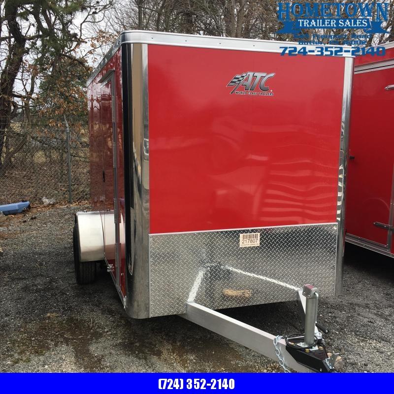 2019 Aluminum Trailer Company6X10 Enclosed Cargo Trailer in Ashburn, VA