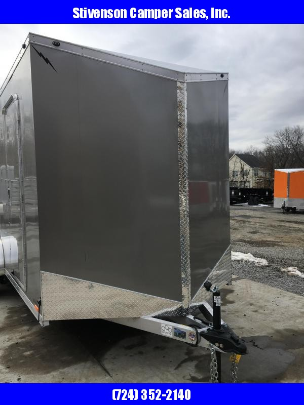 2019 Lightning Trailers 7x16 Enclosed Cargo Trailer in Ashburn, VA
