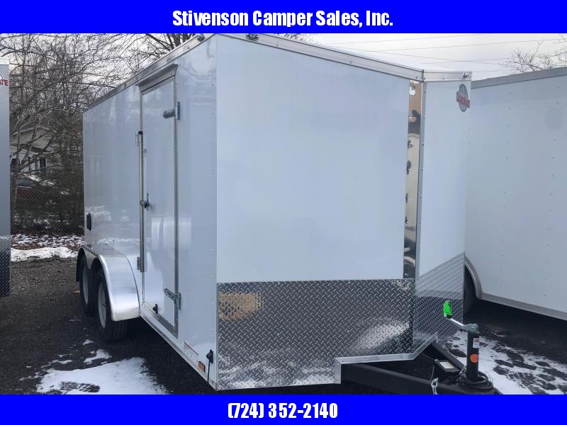 2019 Cargo Mate EHW714TA2 Enclosed Cargo Trailer